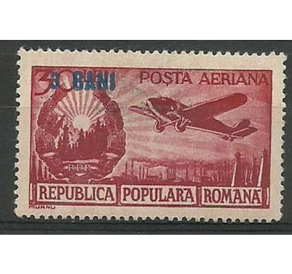 Znaczek Rumunia 1952 Mi A1363 Z podlepką *