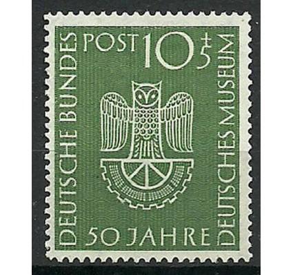 Niemcy 1953 Mi 163 Czyste **