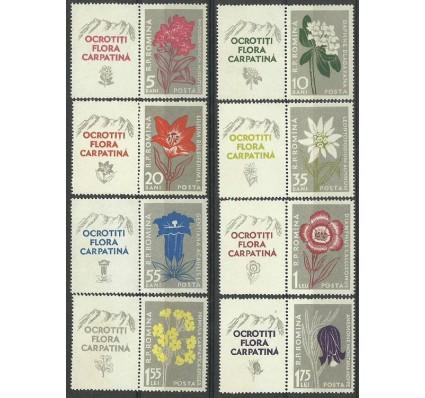 Znaczek Rumunia 1957 Mi zf 1647-1654 Czyste **