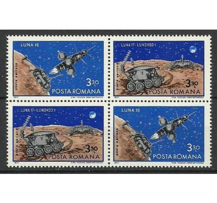 Znaczek Rumunia 1971 Mi 2914-2915 Czyste **