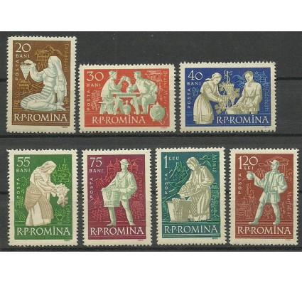 Znaczek Rumunia 1960 Mi 1934-1940 Czyste **