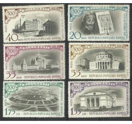 Znaczek Rumunia 1959 Mi 1795-1800 Czyste **