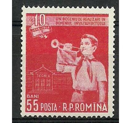 Znaczek Rumunia 1958 Mi 1761 Czyste **