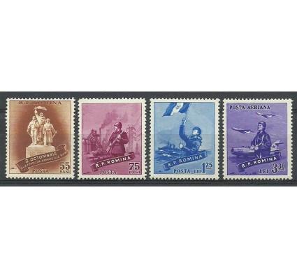 Znaczek Rumunia 1958 Mi 1734-1737 Czyste **
