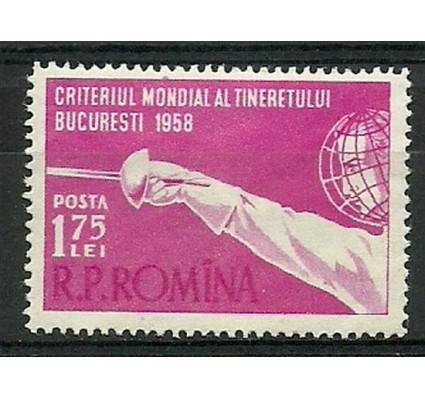 Znaczek Rumunia 1958 Mi 1706 Czyste **