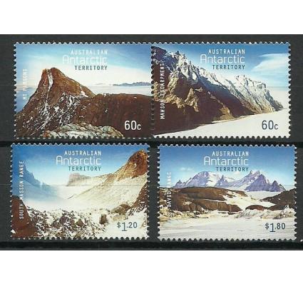 Znaczek Australijskie Terytorium Antarktyczne 2013 Mi 208-211 Czyste **
