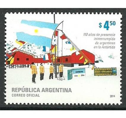Znaczek Argentyna 2014 Mi 3555 Czyste **