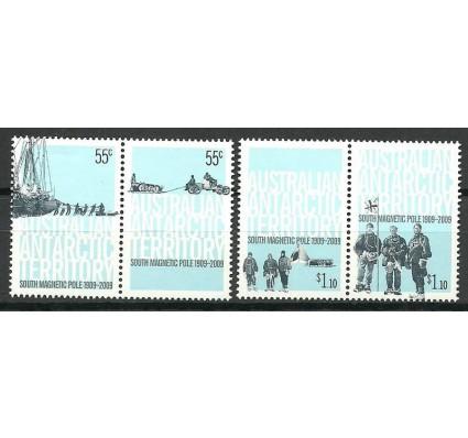 Znaczek Australijskie Terytorium Antarktyczne 2009 Mi 177-180 Czyste **
