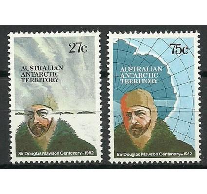 Znaczek Australijskie Terytorium Antarktyczne 1982 Mi 53-54 Czyste **