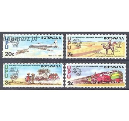 Znaczek Botswana 1974 Mi 110-113 Czyste **