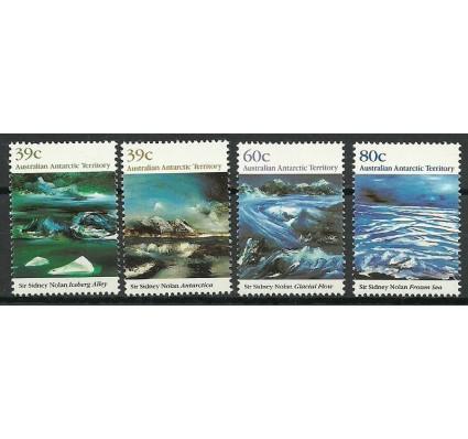 Znaczek Australijskie Terytorium Antarktyczne 1989 Mi 84-87 Czyste **