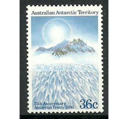 Znaczek Australijskie Terytorium Antarktyczne 1986 Mi 73 Czyste **