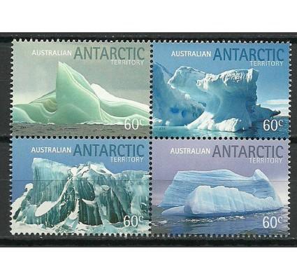 Znaczek Australijskie Terytorium Antarktyczne 2011 Mi 187-190 Czyste **