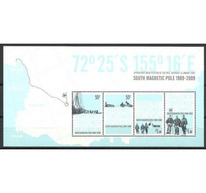 Znaczek Australijskie Terytorium Antarktyczne 2009 Mi bl 3A Czyste **