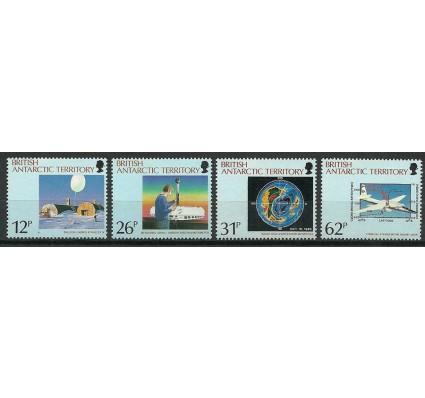 Znaczek Brytyjskie Terytorium Antarktyczne 1991 Mi 177-180 Czyste **