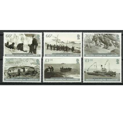 Znaczek Brytyjskie Terytorium Antarktyczne 2015 Mi 697-702 Czyste **