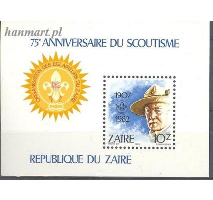 Kongo Kinszasa / Zair 1982 Mi bl 44 Czyste **