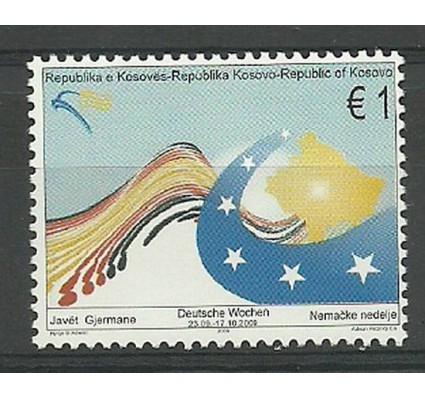 Znaczek Kosowo 2009 Mi 141 Czyste **