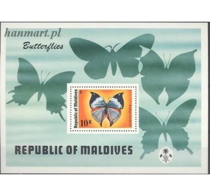 Malediwy 1975 Mi bl 34 Czyste **