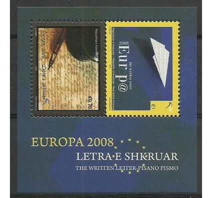 Znaczek Kosowo 2008 Mi bl 9 Czyste **