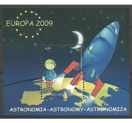 Znaczek Kosowo 2009 Mi bl 11 Czyste **