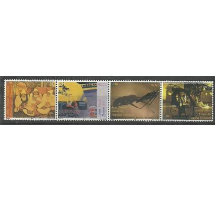 Znaczek Kosowo 2008 Mi 119-122 Czyste **