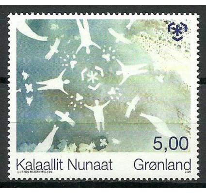 Znaczek Grenlandia 2009 Mi 533 Czyste **