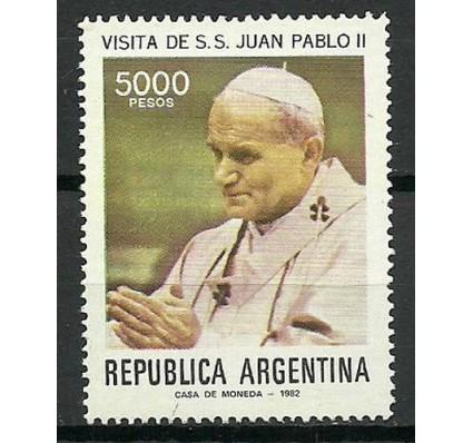 Znaczek Argentyna 1982 Mi 1569 Czyste **