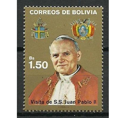 Znaczek Boliwia 1988 Mi 1081 Czyste **