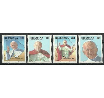 Znaczek Botswana 1988 Mi 439-442 Czyste **