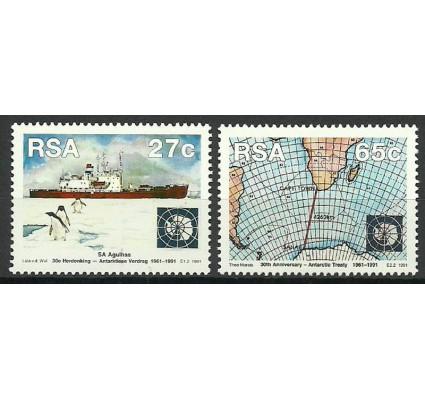 Znaczek Republika Południowej Afryki 1991 Mi 829-830 Czyste **