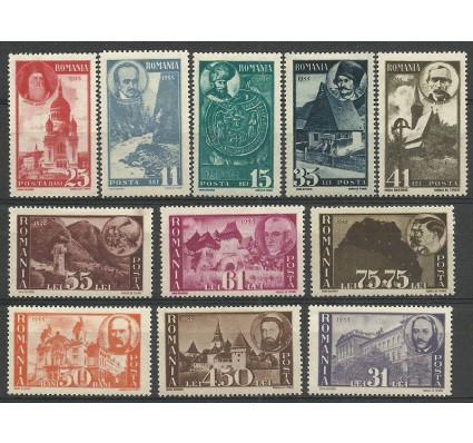 Znaczek Rumunia 1945 Mi 836-846 Czyste **