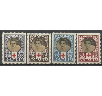 Znaczek Rumunia 1945 Mi 827-830 Czyste **