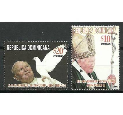 Znaczek Dominikana 2004 Mi 2093-2094 Czyste **
