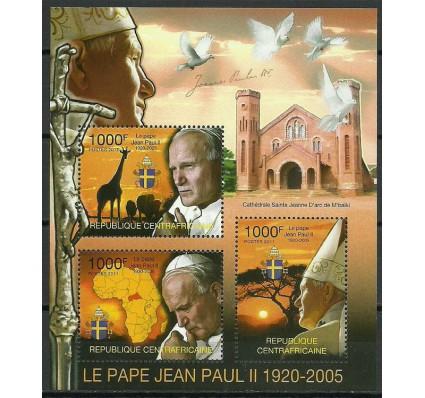 Znaczek Republika Środkowoafrykańska 2011 Mi ark3160-3162 Czyste **