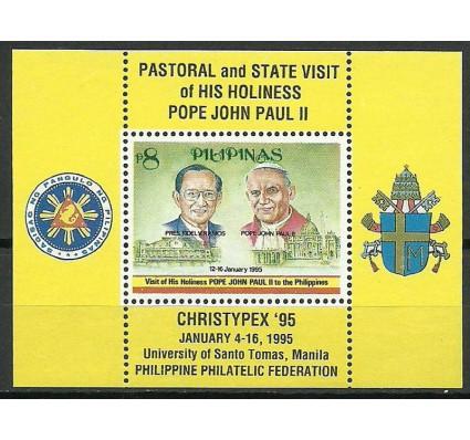 Znaczek Filipiny 1995 Mi bl 82I Czyste **