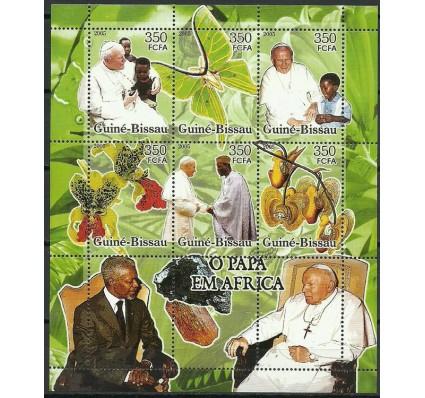 Znaczek Gwinea Bissau 2005 Mi ark 3202-3207 Czyste **