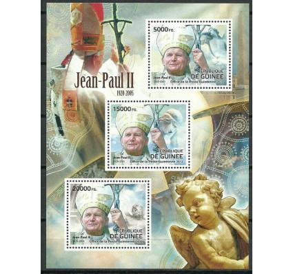 Znaczek Gwinea 2012 Mi ark 9268-9270 Czyste **