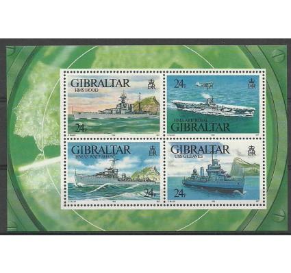 Znaczek Gibraltar 1993 Mi bl 18 Czyste **