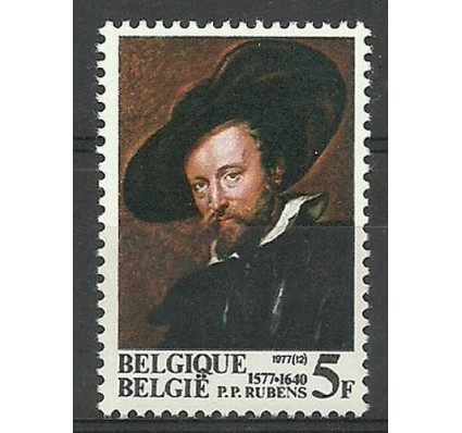Znaczek Belgia 1977 Mi 1912 Czyste **
