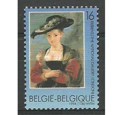 Znaczek Belgia 1996 Mi 2708 Czyste **