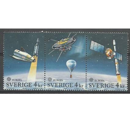 Znaczek Szwecja 1991 Mi 1663-1665 Czyste **