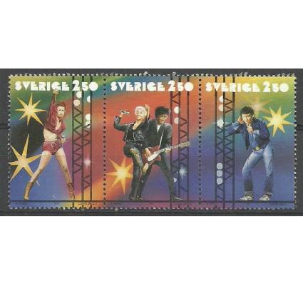 Znaczek Szwecja 1991 Mi 1685-1687 Czyste **