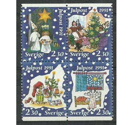 Znaczek Szwecja 1991 Mi 1692-1695 Czyste **