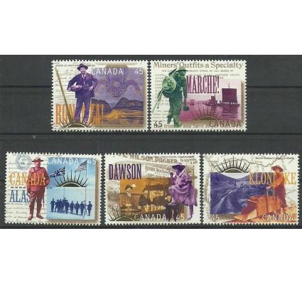 Znaczek Kanada 1996 Mi 1571-1575 Czyste **
