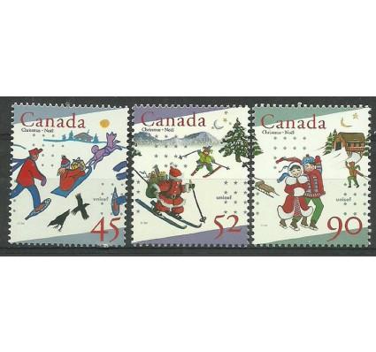Znaczek Kanada 1996 Mi 1605A-1607F Czyste **