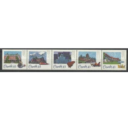 Znaczek Kanada 1993 Mi 1356-1360 Czyste **