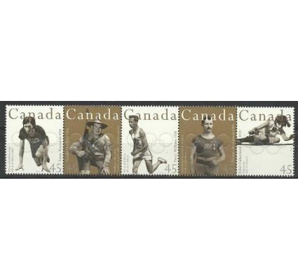Znaczek Kanada 1996 Mi 1577-1581 Czyste **