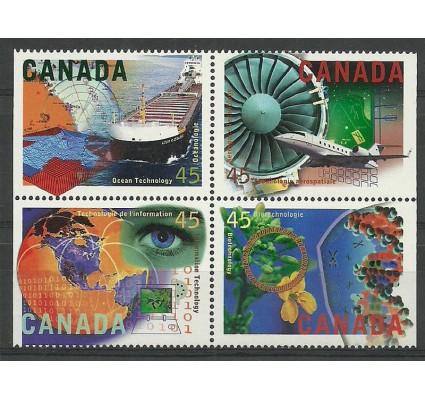 Znaczek Kanada 1996 Mi 1533-1536 Czyste **