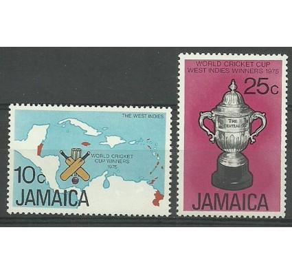 Znaczek Jamajka 1976 Mi 414-415 Czyste **